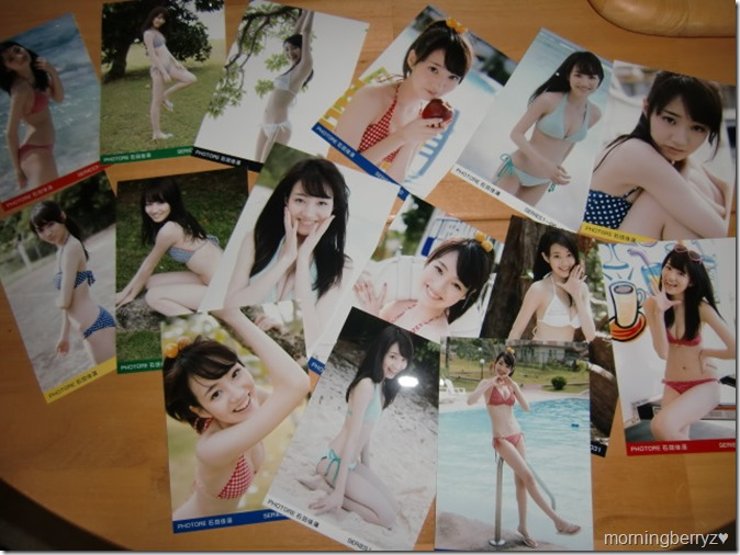 Ishida Karen Photore Vol.8 photo trading cards