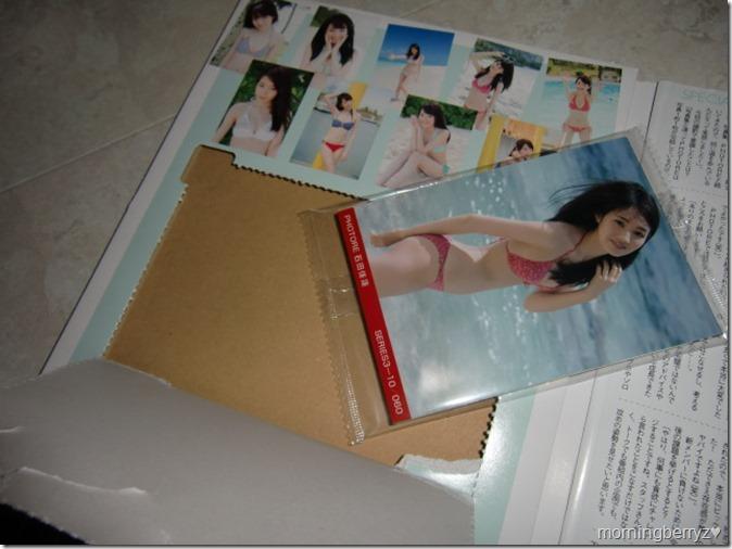 Ishida Karen Photore Vol.8 trading photo cards