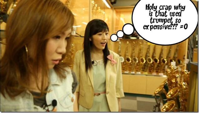 Mayuyu wants to say...
