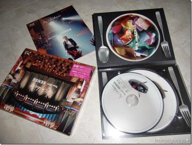Mr.Children Tour 2011 SENSE Bluray
