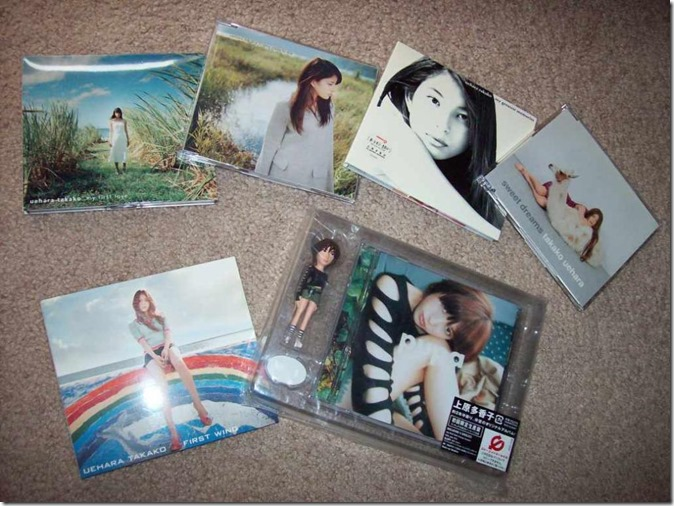 My Uehara Takako solo collection