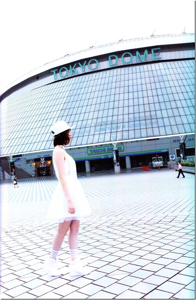 Shimazaki Haruka first photo book Paruru, Komaru (107)