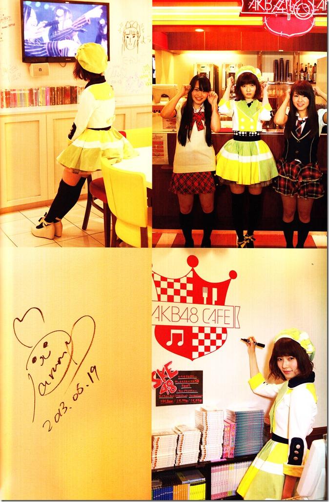 Shimazaki Haruka first photo book Paruru, Komaru (109)