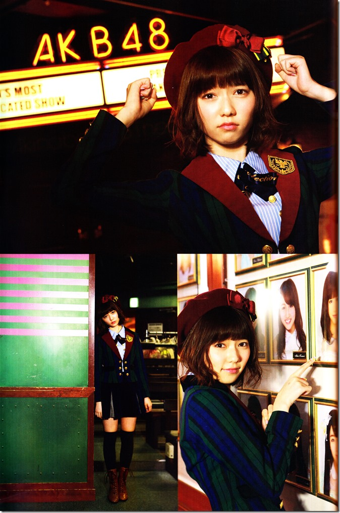 Shimazaki Haruka first photo book Paruru, Komaru (110)