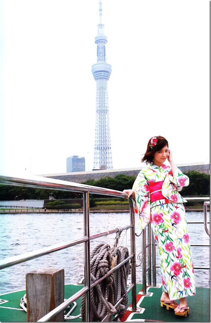 Shimazaki Haruka first photo book Paruru, Komaru (125)