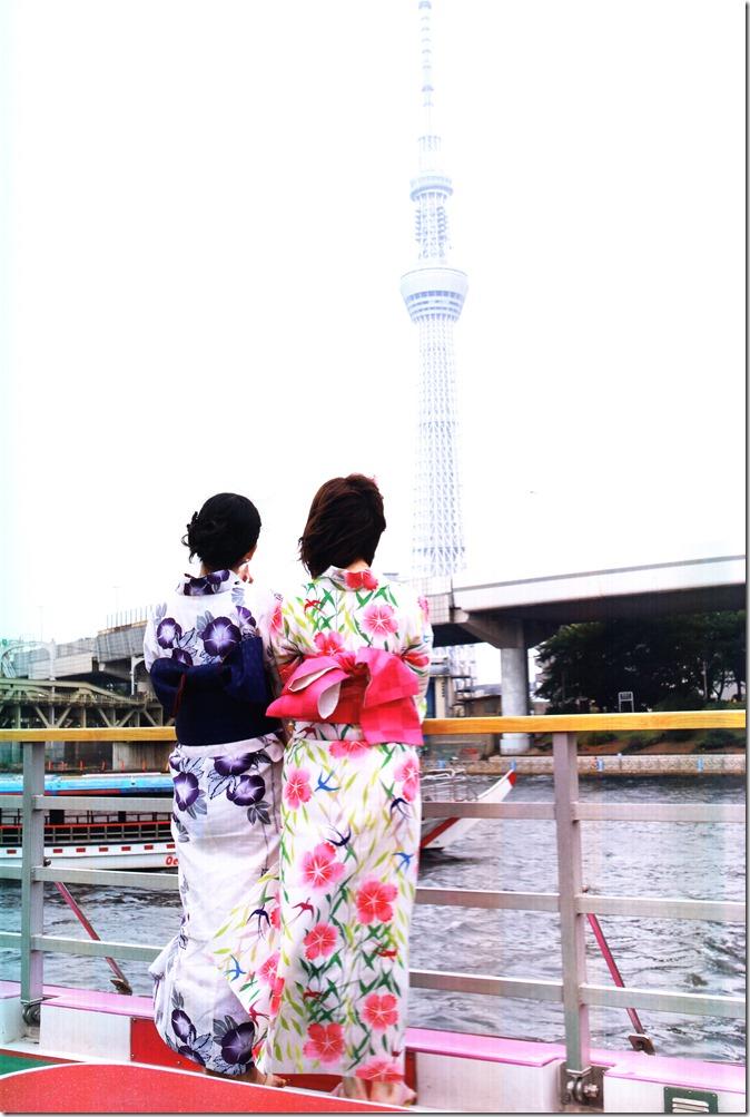 Shimazaki Haruka first photo book Paruru, Komaru (137)