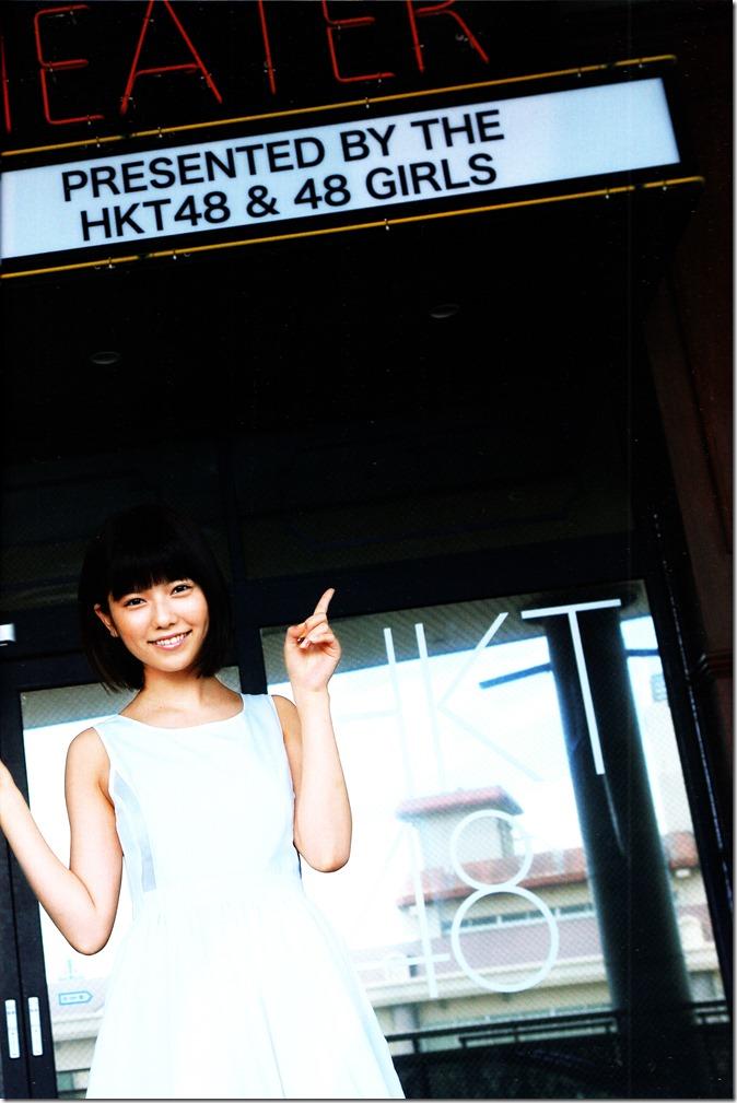 Shimazaki Haruka first photo book Paruru, Komaru (21)