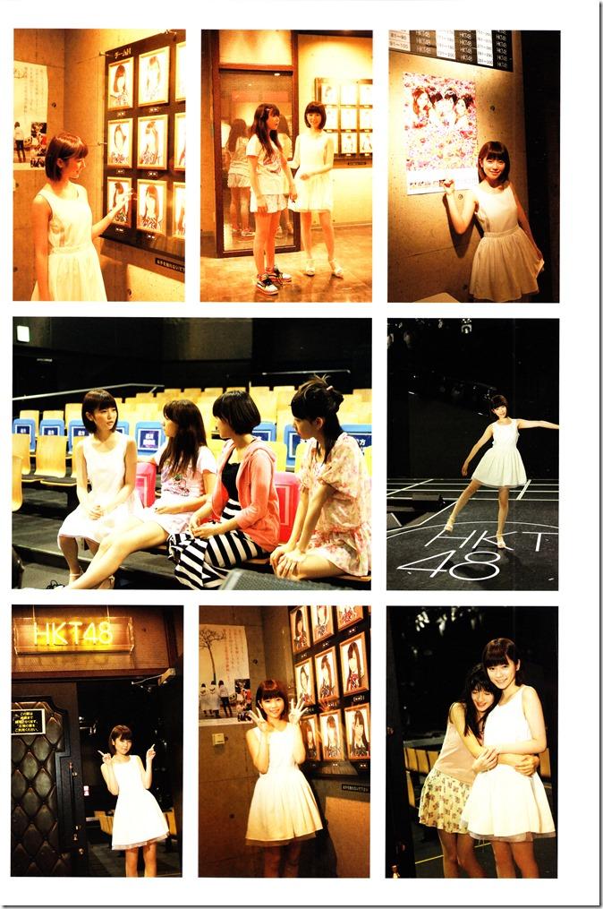 Shimazaki Haruka first photo book Paruru, Komaru (22)
