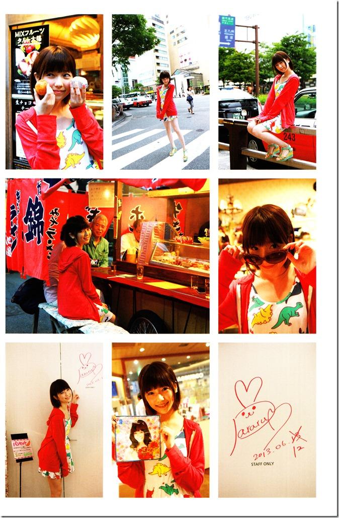 Shimazaki Haruka first photo book Paruru, Komaru (24)