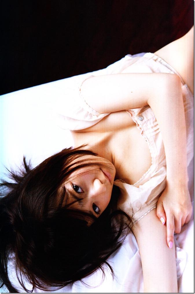 Shimazaki Haruka first photo book Paruru, Komaru (34)