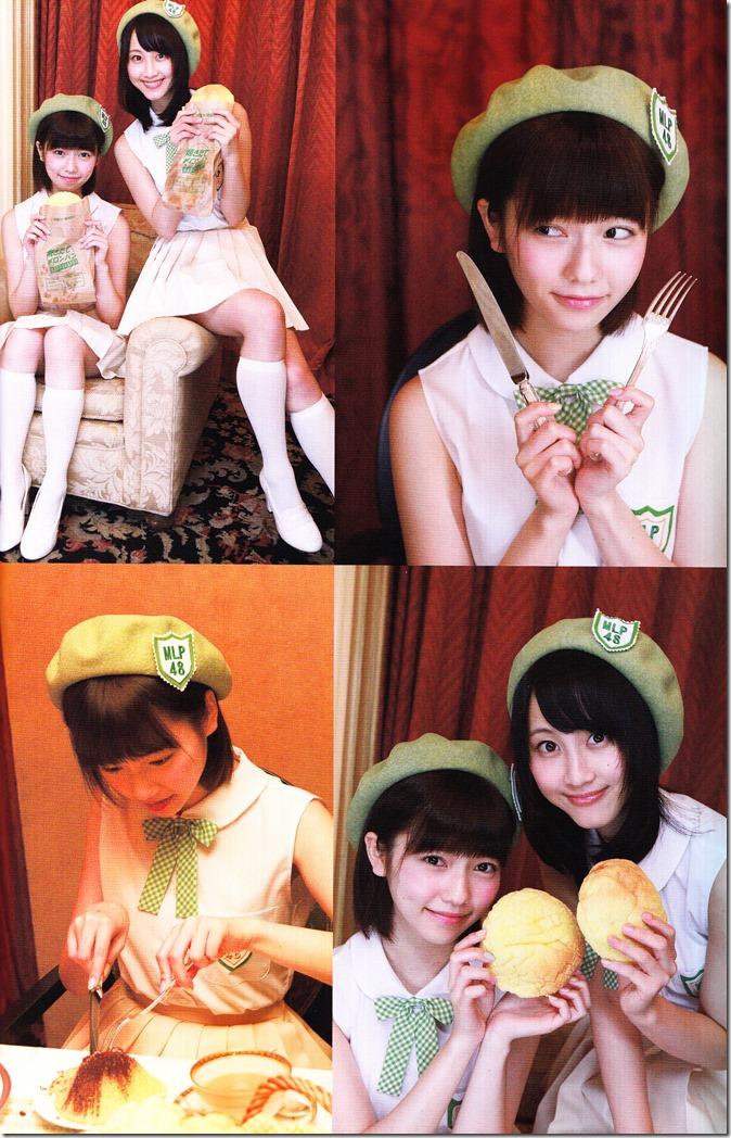Shimazaki Haruka first photo book Paruru, Komaru (68)