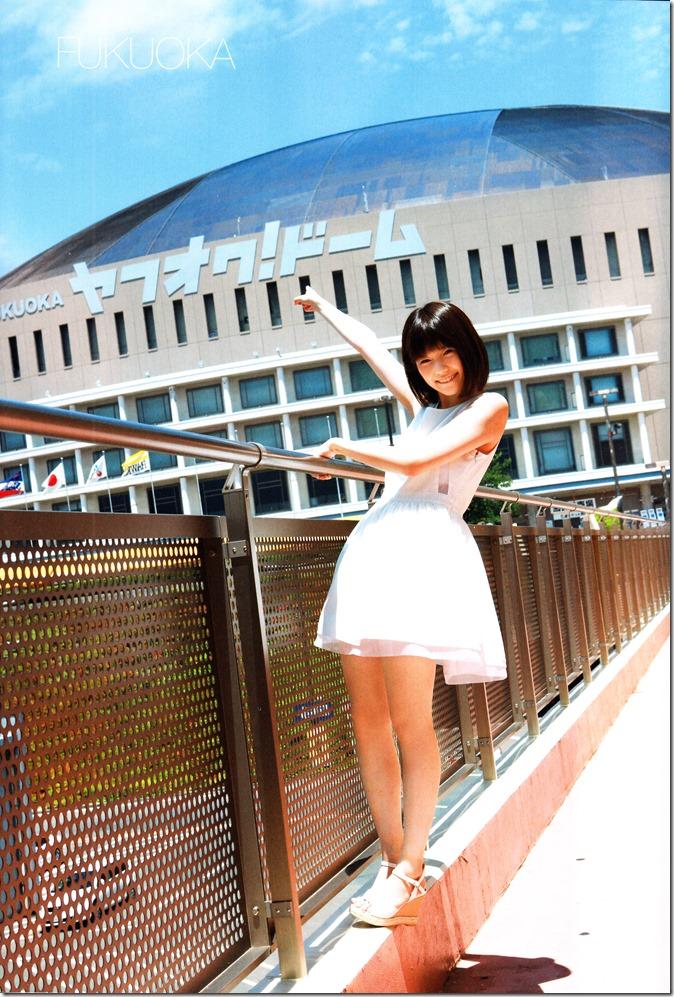 Shimazaki Haruka first photo book Paruru, Komaru (6)