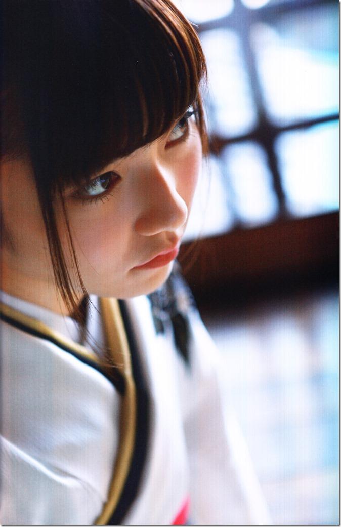 Shimazaki Haruka first photo book Paruru, Komaru (78)