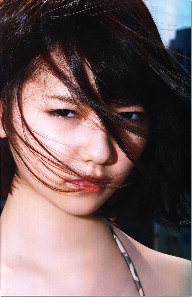 Shimazaki Haruka first photo book Paruru, Komaru (86)