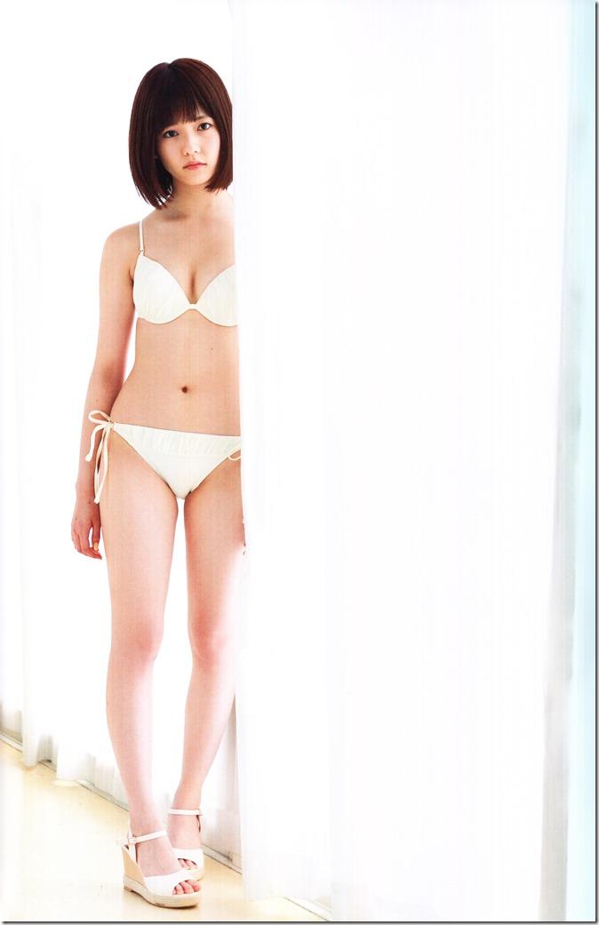 Shimazaki Haruka first photo book Paruru, Komaru (98)