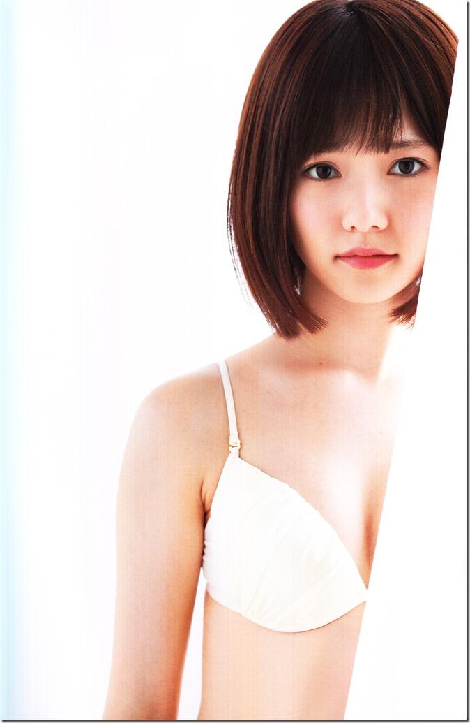 Shimazaki Haruka first photo book Paruru, Komaru (99)