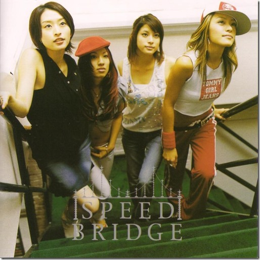 Speed Bridge album cover scan