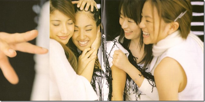 Speed Carry on My Way booklet scan4