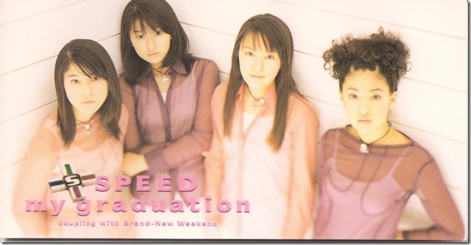 Speed My Graduation cover scan