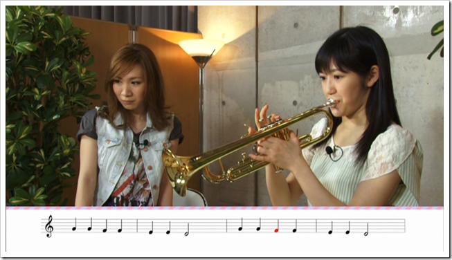 Watanabe Mayu in honto ni Rappa Renshuuchuu (17)