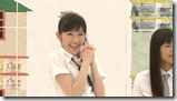 Watanabe Mayu in Rappa Renshuuchuu making of (11)