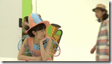 Watanabe Mayu in Rappa Renshuuchuu making of (16)