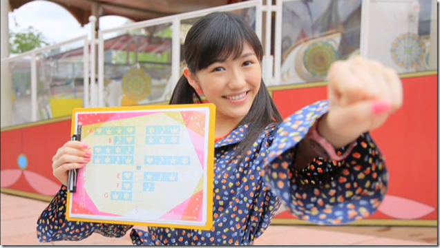 Watanabe Mayu Rappa Renshuuchuu Tokyo Dome City Attractions Amusement Park game trailer & challenge (11)