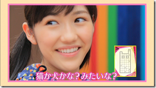Watanabe Mayu Rappa Renshuuchuu Tokyo Dome City Attractions Amusement Park game trailer & challenge (16)