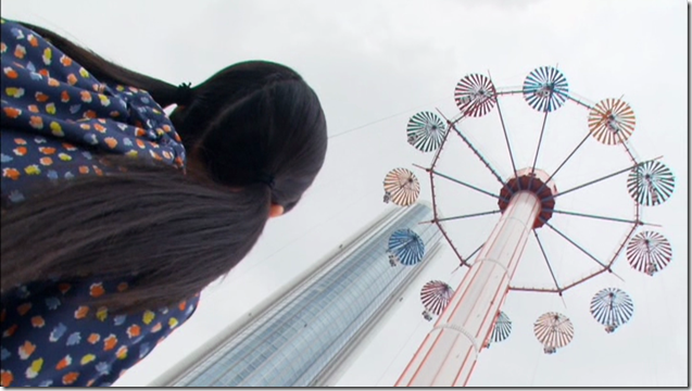 Watanabe Mayu Rappa Renshuuchuu Tokyo Dome City Attractions Amusement Park game trailer & challenge (30)