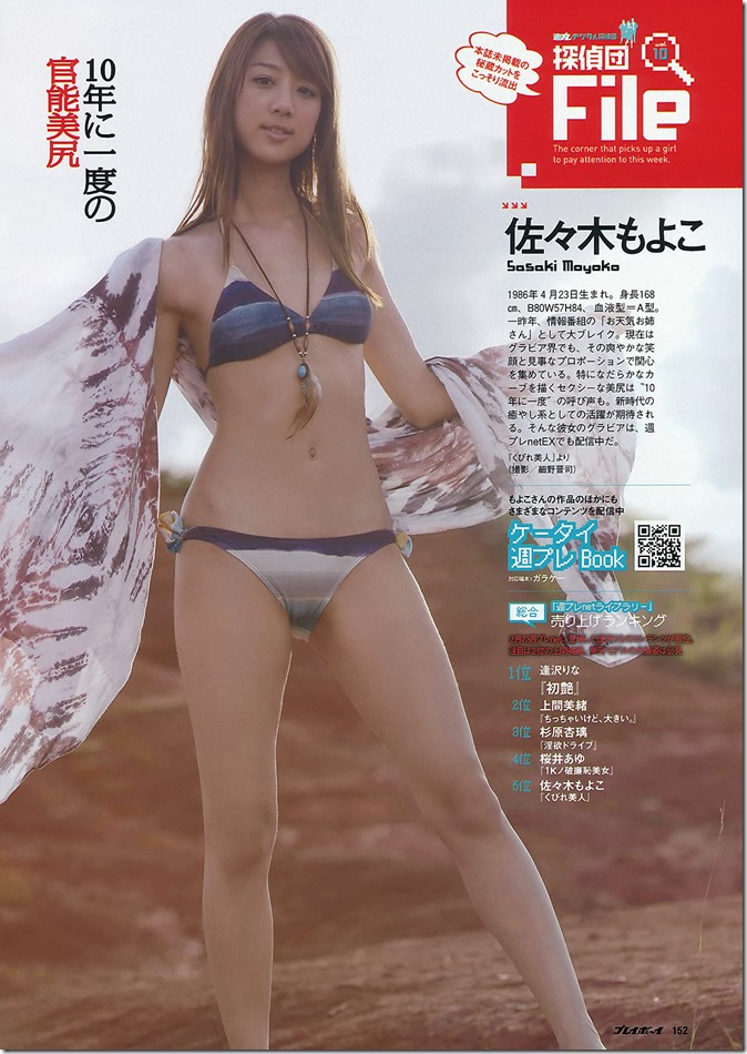Weekly Playboy no.23 June 10th, 2013 (36)