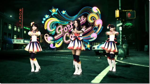AKB48 Koisuru Fortune Cookie choreography video Type B (34)