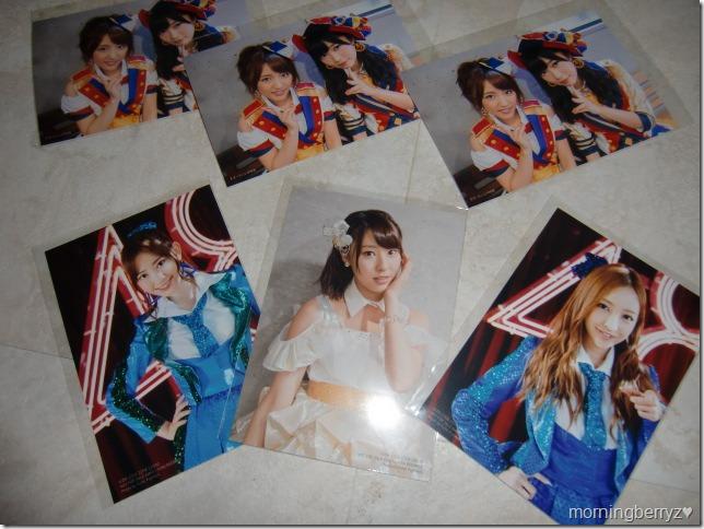 AKB48 Koisuru Fortune Cookie first press member photos & Neowing first press external bonus photos