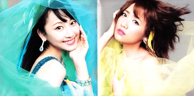 AKB48 Koisuru Fortune Cookie Type A single jacket & poster (5)