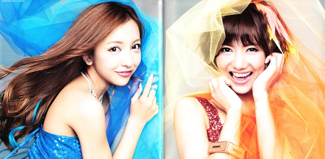 AKB48 Koisuru Fortune Cookie Type B single jacket & poster (2)