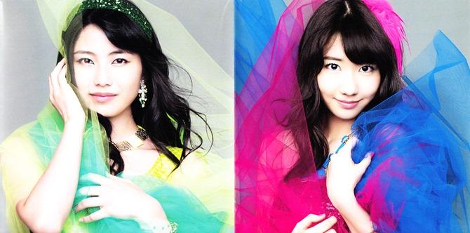 AKB48 Koisuru Fortune Cookie Type B single jacket & poster (9)