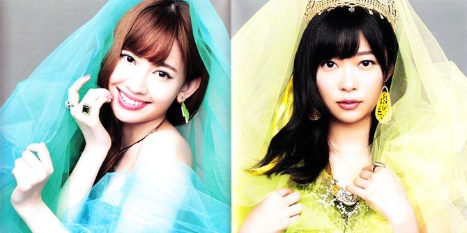 AKB48 Koisuru Fortune Cookie Type K single jacket & poster (3)
