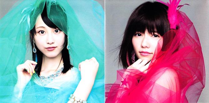 AKB48 Koisuru Fortune Cookie Type K single jacket & poster (8)