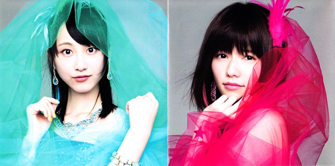 AKB48 Koisuru Fortune Cookie Type K single jacket & poster (8)