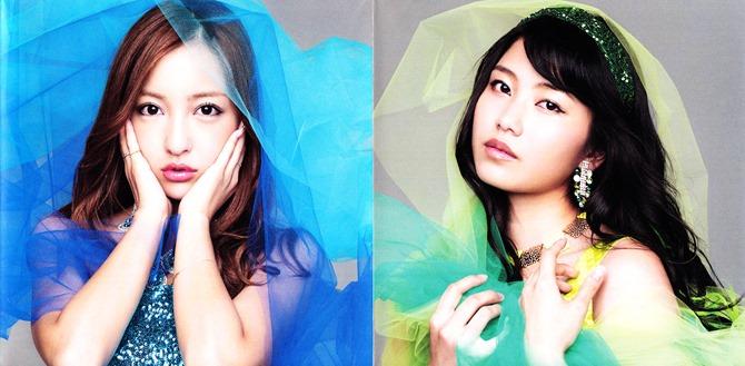 AKB48 Koisuru Fortune Cookie Type K single jacket & poster (9)