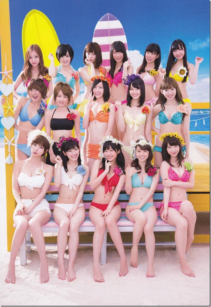 AKB48 Mizugi Surprise 2013 (5)