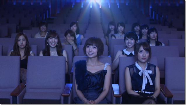 AKB48 Namida no seijanai (Shinoda Mariko graduation song) (12)