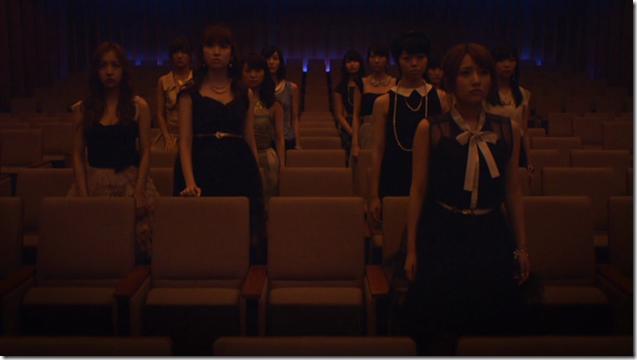 AKB48 Namida no seijanai (Shinoda Mariko graduation song) (32)