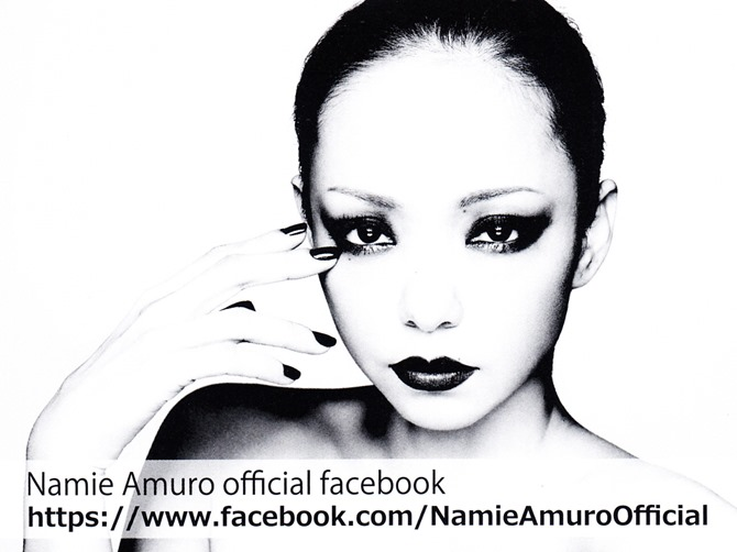 Amuro Namie FEEL (3)