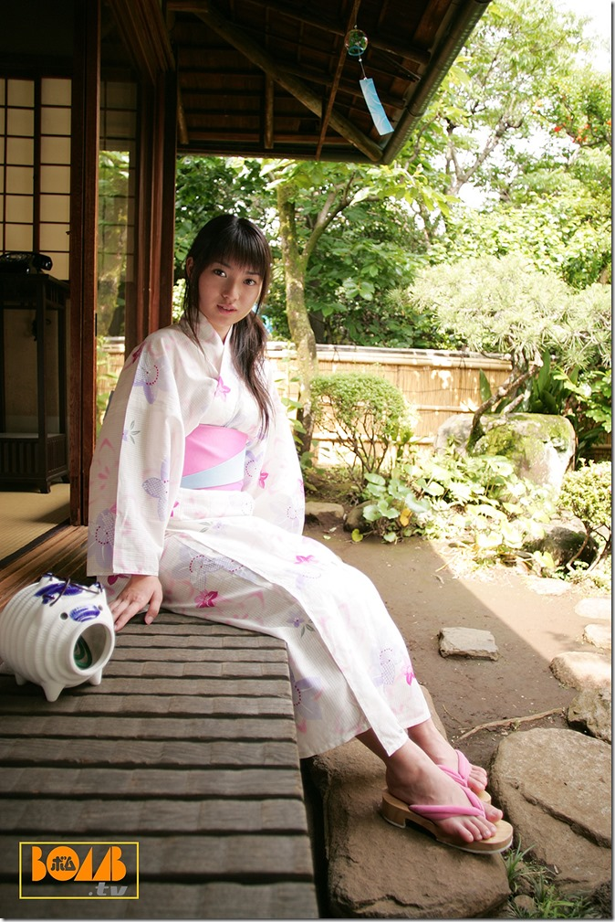Ishida Miku BOMB tv (12)