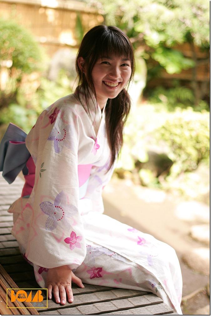 Ishida Miku BOMB tv (14)