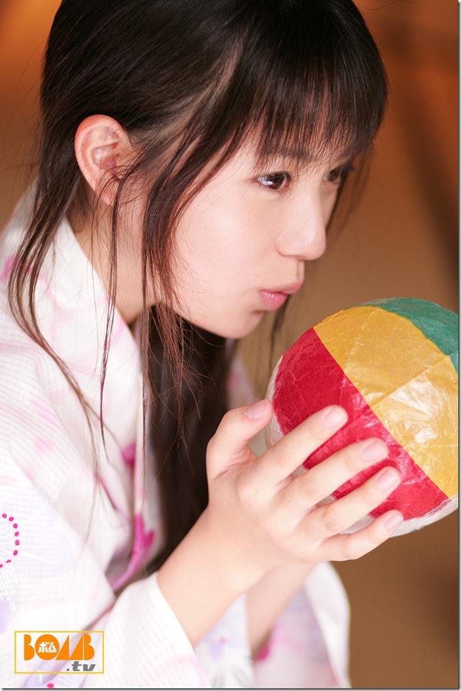 Ishida Miku BOMB tv (16)