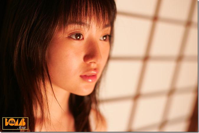 Ishida Miku BOMB tv (24)