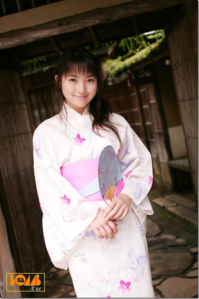 Ishida Miku BOMB tv (2)