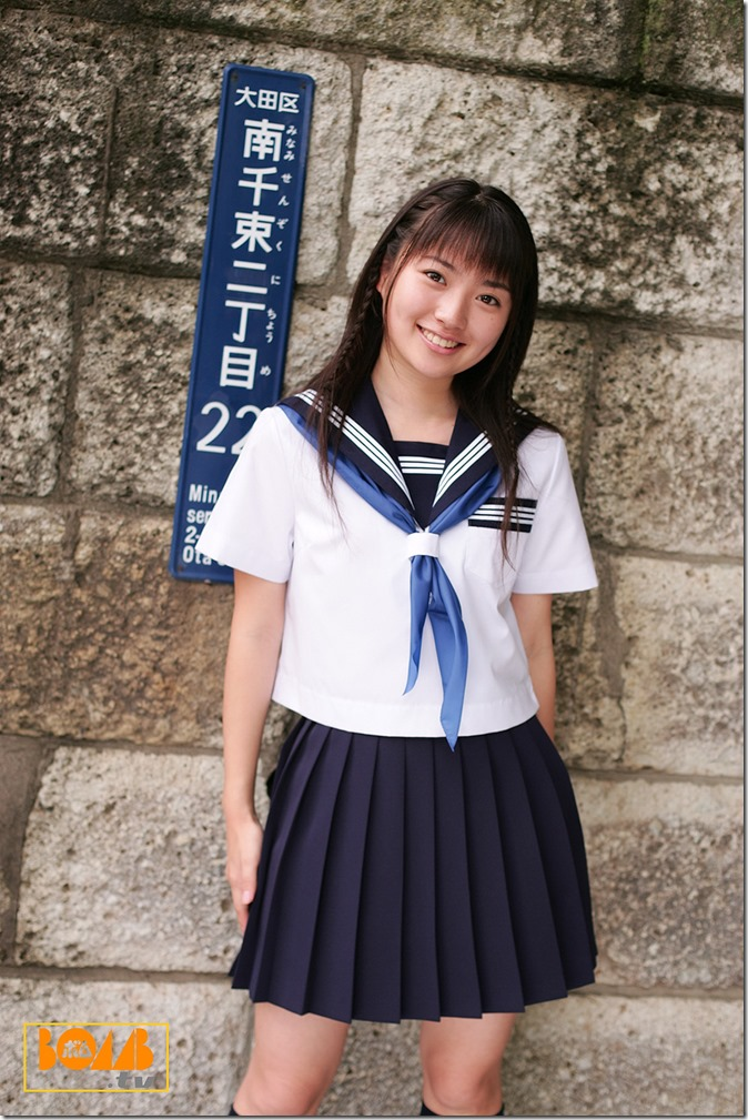 Ishida Miku BOMB tv (38)