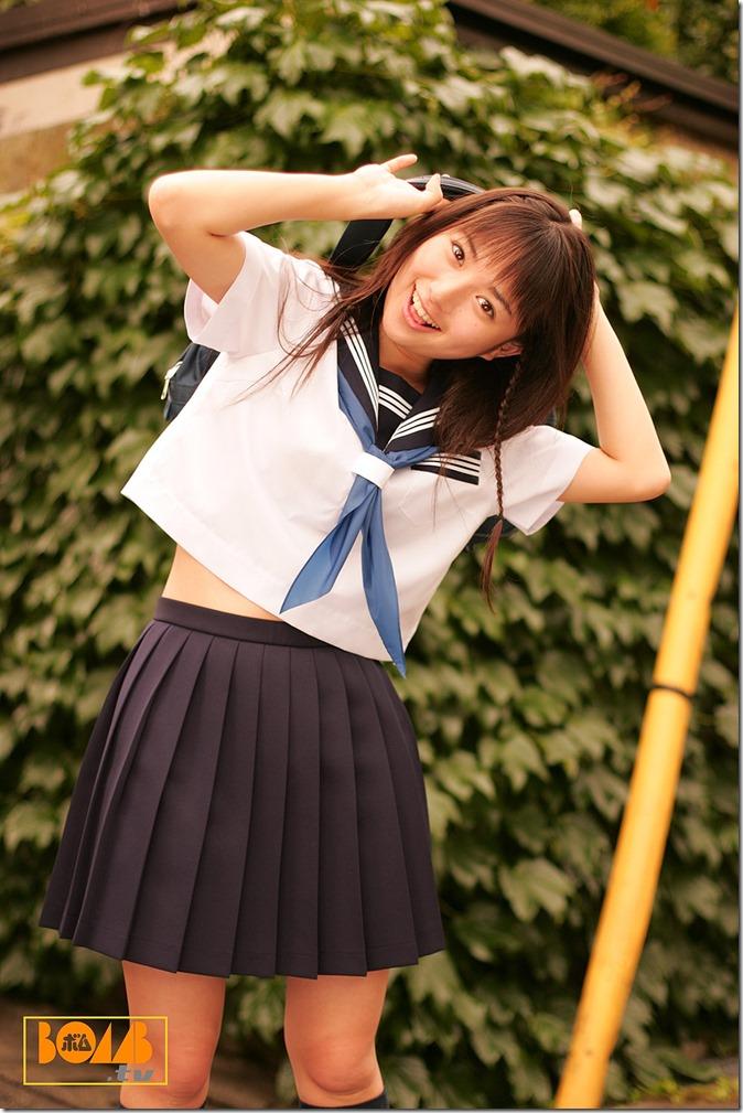 Ishida Miku BOMB tv (45)